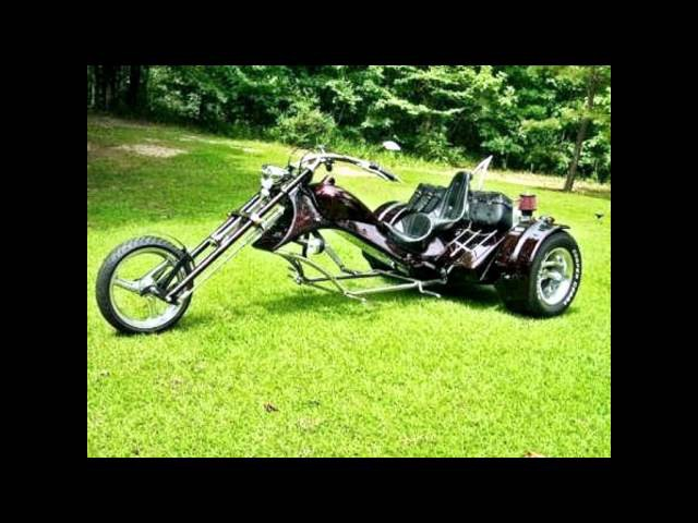 Hank C. Burnette - Tricky Trudy (Dedicated to Trudy - the Undisputable Queen of the Trikes!)