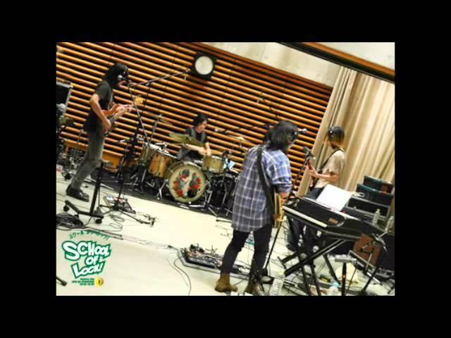 バナナフィッシュの浜辺と黒い虹 at S.O.L Studio LIVE