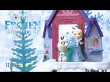 Olaf's Frozen Adventure Arendelle's Festive Celebration from Hasbro