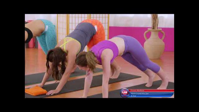 Fitness Workout - Alexis Crystal feat. Kira Zen Anie