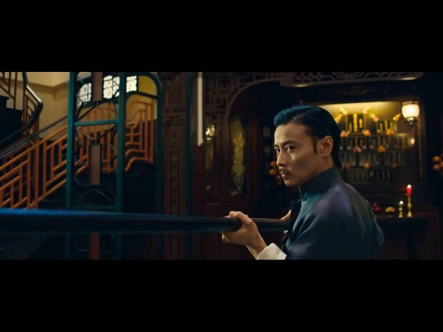 Ip man vs cheung tin chi