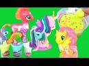 Play Doh Pony ПОНИ СВОИМИ РУКАМИ из Плей До! Пластилин для Детей Май Лито Пони Мультик