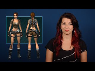 Strategic Butt Coverings - Tropes vs Women in Video Games