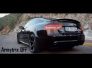 Audi RS5 Coupe w Armytrix Cat Back Valvetronic Exhaust By CH Performance