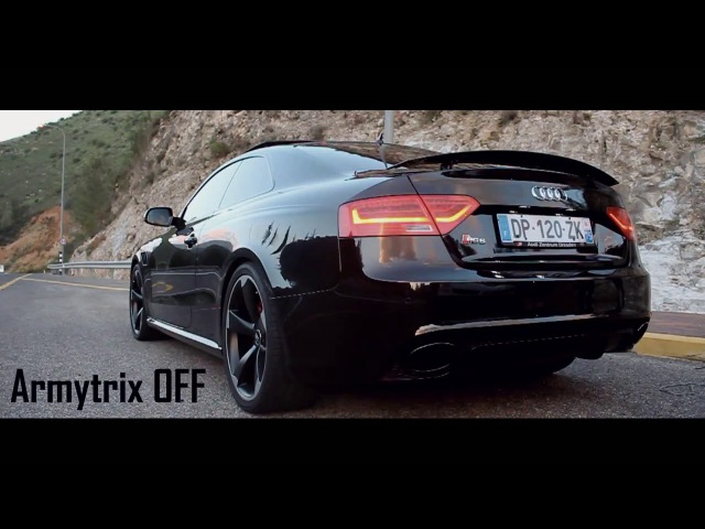 Audi RS5 Coupe w Armytrix Cat-Back Valvetronic Exhaust By CH Performance