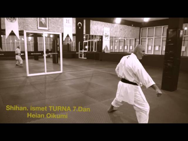 Hanshi. ismet TURNA 7.Dan Heian Oikumi