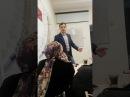 Пятиминутная презентация Сергея Гаглоева.