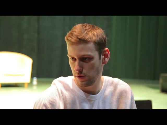 Видеопроект whatNSK. Шоу Импровизация на ТНТ - Антон Шастун и Сергей Матвиенко в Новосибирске