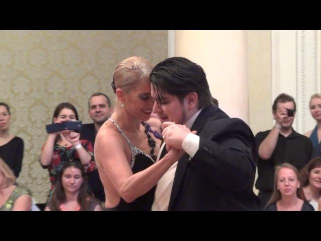 Фестиваль аргентинского танго Танцуют Aoniken Quiroga и Alejandra Mantinan Казань 2015
