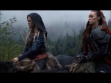 Clexa  Xena Crossover ClarkeLexa, GabrielleXena I have loved you before