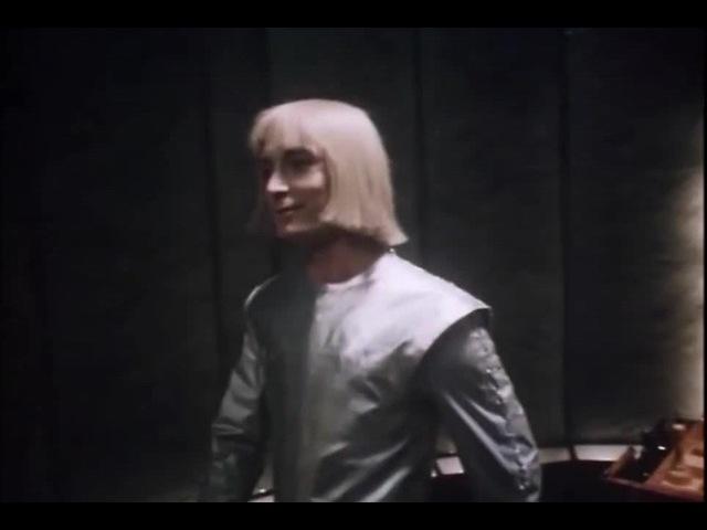 Гостья из будущего - робот Вертер и его неразделенная любовь