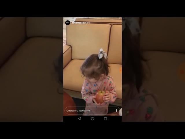 Курбан Омаров и Ксения Бородина летят на отдых с детьми 25 06 2017