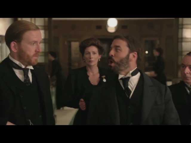 When Selfridges met The cast of Mr Selfridge
