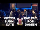 VICTOR SUNNI KATE vs FLAVA TRIP 360 / SEMI FINAL / RED BULL BC ONE 3VS3