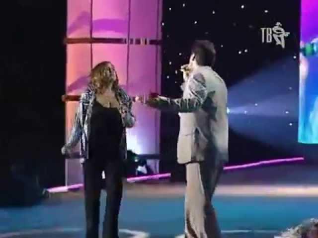 Владимир Черняков и Катя Огонек - Скажи, что ты любишь меня