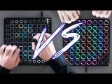 Launchpad VS Midi Fighter 64  Zedd - Stay (Live Remix)