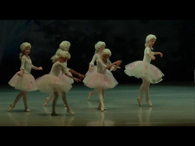 Nerijaus Juškos baleto mokykla - Kalėdų pasaka 2016 II dalis - YouTube