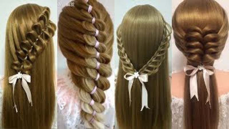 18 Amazing Hair Transformations - Easy Beautiful Hairstyles Tutorials 🌺 Best Hairstyles for Girls