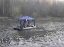 Сплав на плоту по реке Ай