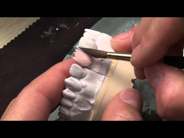 Техника нанесения Speed Enamel керамики Noritake™ EX 3
