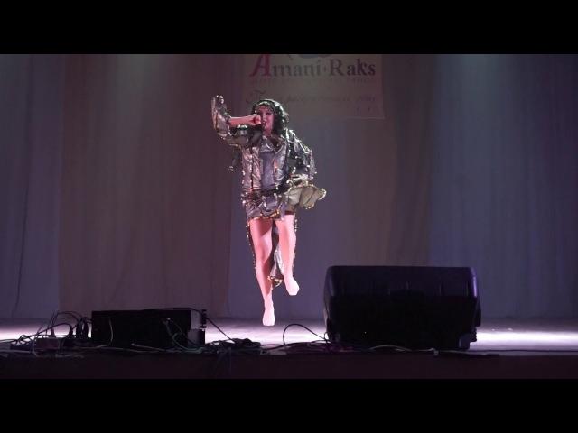 Майя Сабитова/Maya Sabitova. Saidi dance.