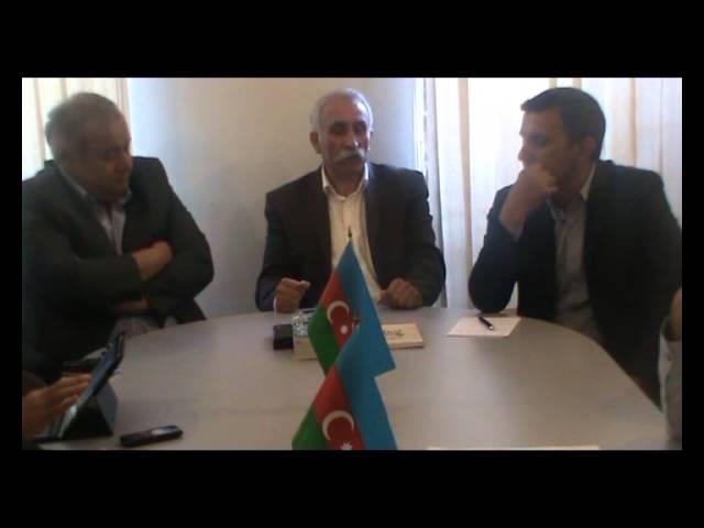 BAO TV Koroğlu dastanı mif və tarix mövzusunda diskussiya 16 05 2015 Кёроглы Азербайджанский эпос