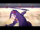 Anime fight - Sword Art Online 2 - Asuna x Yuuki / Hearts Connected · #coub, #коуб