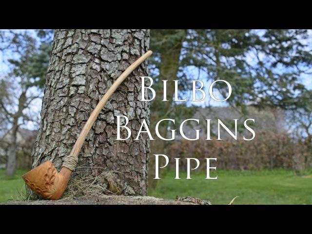 Woodworking - Bilbo Baggins Pipe