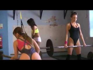 сексуальные формы в спортзале красиво худеть вместе Ultimate Girls Fitness Motivation Become an Exe
