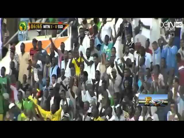 ★ MAURITANIA 4 - 0 SUDAN DEL SUR ★ RUSIA2018 FIFA World Cup - Eliminatorias Africanas