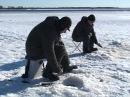 Снаряжение для зимней рыбалки