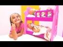 Meryem'le bebek bakma oyunları 🍼👶 Oyuncak bebek Leo Emili'ye misafliğe geliyor. Maşa'nın oyuncakları