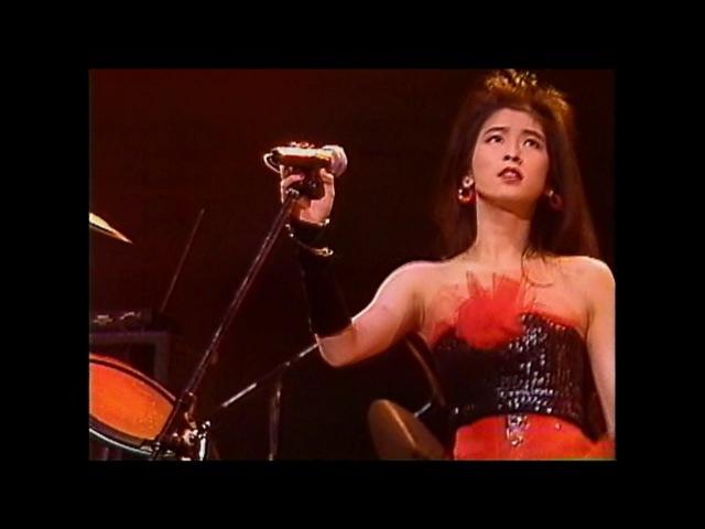 森高千里 - YOKOHAMA ONE NIGHT ~ ミーハー ~ CANT SAY GOOD BYE (88)