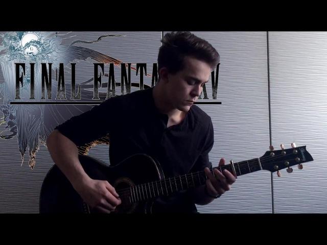 Somnus (Final Fantasy XV tabs) | Fingerstyle Guitar