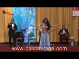 CAIRO MIRAGE 2017 GALA CLOSING SAHAR SAMARA SUPERSTAR BELLYDANCER PART 3