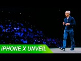 Technology. Apple iPhone X Presentation Extended Highlights