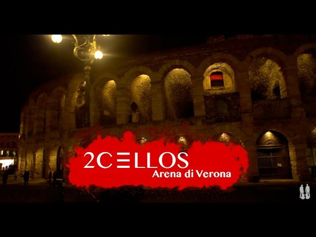 2CELLOS - Wake Me UpWe Found Love [Live at Arena di Verona]