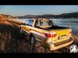 ЛЮТЫЙ ПИКАП от SUBARU  Subaru Baja от Siberian Beard