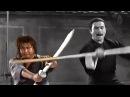 Саммо Хун (Хаскер) против наставника | Sammo Hung (Husker) vs master