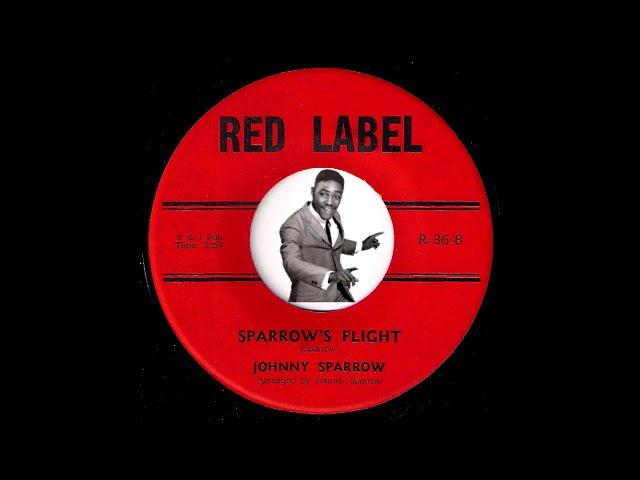 Johnny Sparrow - Sparrow's Flight [Red Label] 1970 Soul-Jazz 45