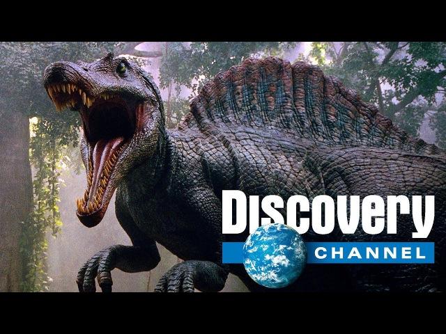 Discovery Cамый большой динозавр хищник Спинозавр