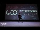 Ahmed Poteev | Showcase | World of Dance St. Petersburg 2017 | WODSPB17
