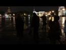 Угрозы охранителя путинских офшоров на оккупай-Дворцовая