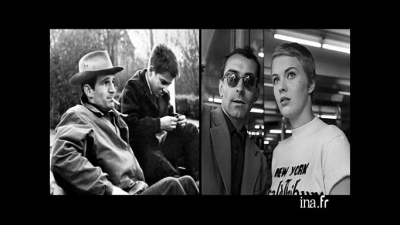 Truffaut Godard, scénario dune rupture - Vidéo Ina.fr