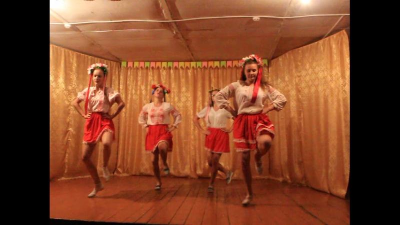 Dance Mass Украинский народный танец Гопак
