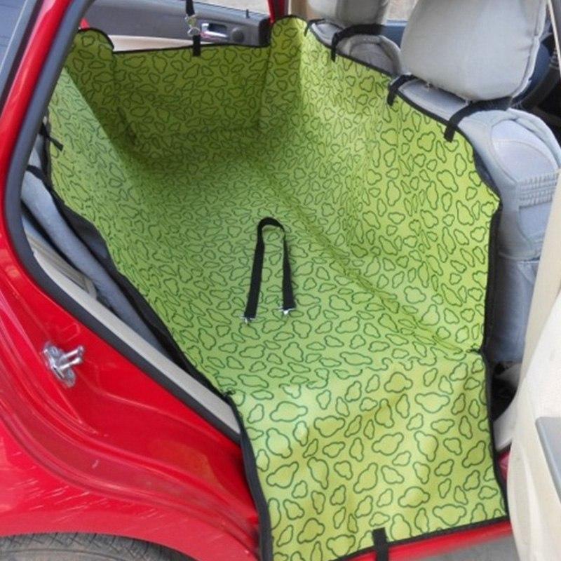 Накидка на заднее сиденье автомобиля для перевозки собак
