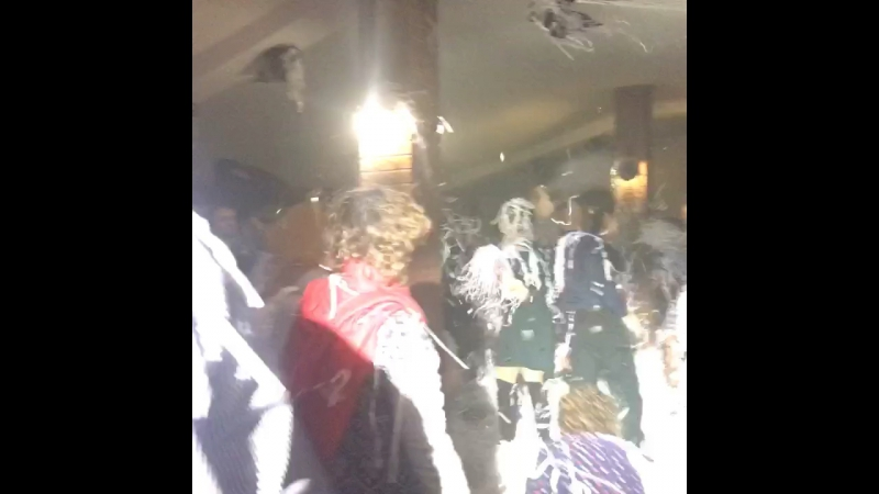 Паперова вечірка фітнес центру Nosiff.