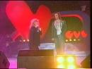 2003.13.02. Санкт- Петербург.Алла Пугачева и Филипп Киркоров в концерте Love Story