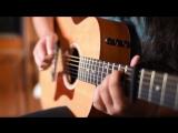 Кавер на песню Ed Sheeran - I See Fire (Cover By Kylie Kim)