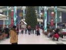 Астана КАЗАХСТАН ПОЁТ! Назарбаев тоже - песенный флешмоб Astana KAZAKHSTAN SINGS! Nazarbayev!